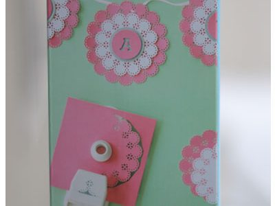 Martha Stewart Circle Edge Punch:: A New Way to Get Around Your Projects