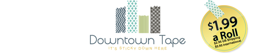 {Giveaway} Downtown Tape