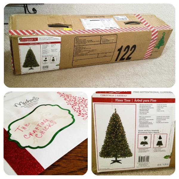 Michaels Holiday Dream Tree Challenge