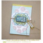 Mini Thankful Album:: Guest Post and Giveaway with iloveitall with Monika Wright