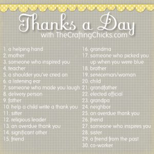 thanksadayprompts