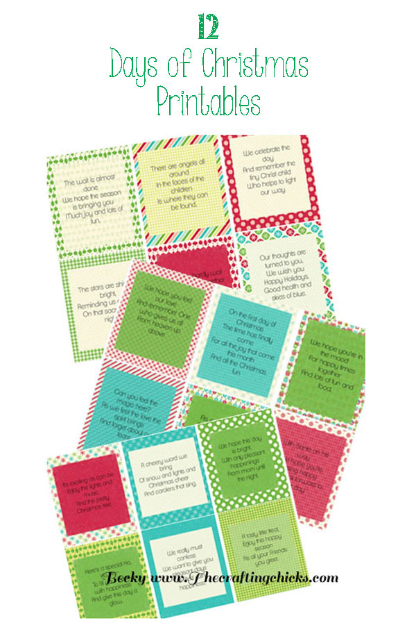 12-days-of-christmas-printables