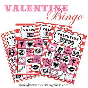 sm valentine bingo header