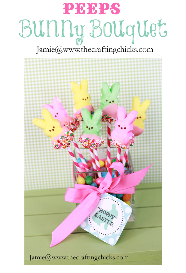 Easter Bunny Treat Mix - a yummy snack!
