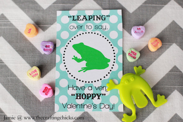 Ten Clever Valentine Ideas Free Printables The Crafting