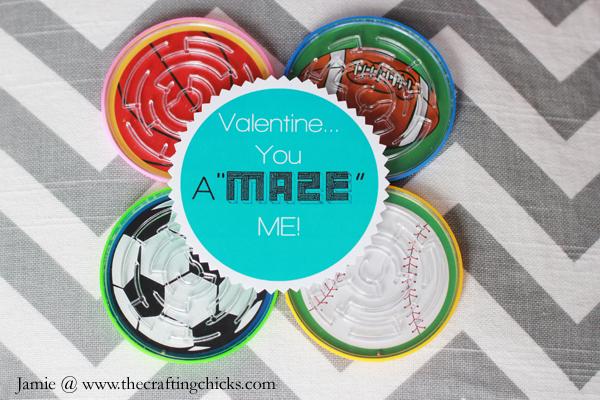 sm maze valentine 3