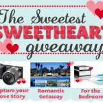 The Sweetest Sweetheart Giveaway!!!