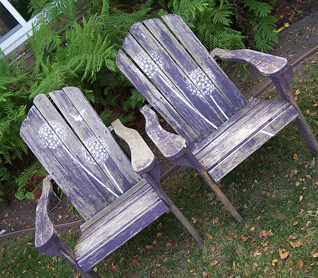 Furniture-stencils