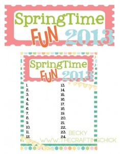 Springtime-checklist