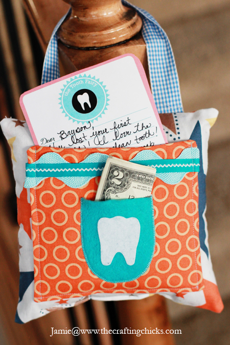 tooth fairy stationery 4 sm