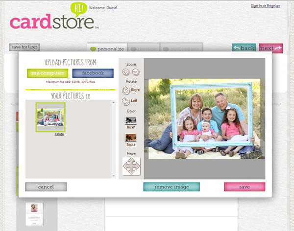 cardstore-upload-photos