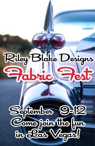 Fabric Fest with Riley Black Fabrics