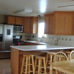 Two-Tone Kitchen with Sherwin-Williams