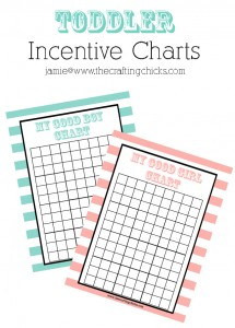 sm toddler incentive charts