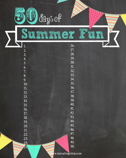 2013 summer fun chart vertical small