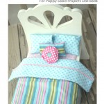 Doll Bedding For Poppy Seed Projects Beds