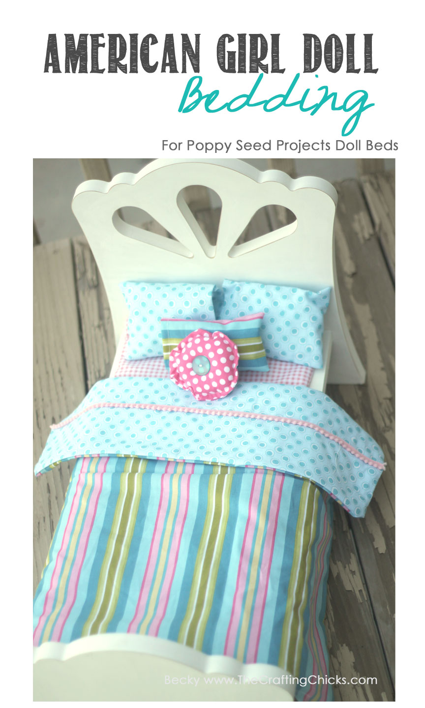 Doll Bed Quilt Pattern