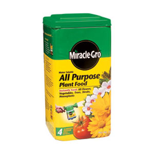 Miracle-Gro-Plant-Food