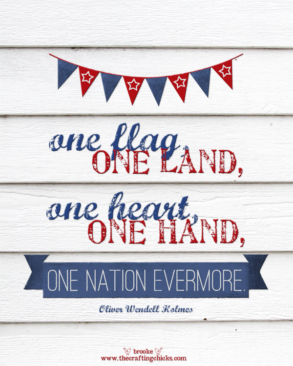 60 FREE Patriotic Printables The Crafting Chicks Cool Patriotic Quotes