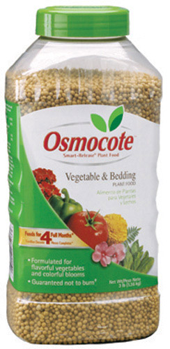 osmocote vegetable and bedding