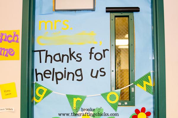 teacher-appreciation-door-banner & Decorate Your Teacher\u0027s Door Teacher Appreciation Week - The ...