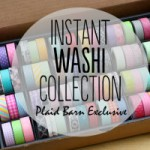 **WASHI TAPE GIVEAWAY*** from Plaid Barn