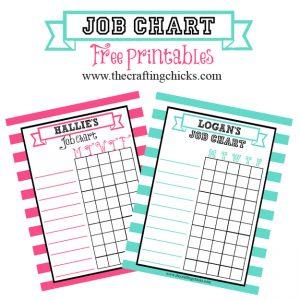 job chart header sm