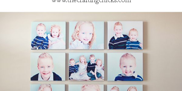 Gallery Wall with Canvas Wraps *Black River Imaging