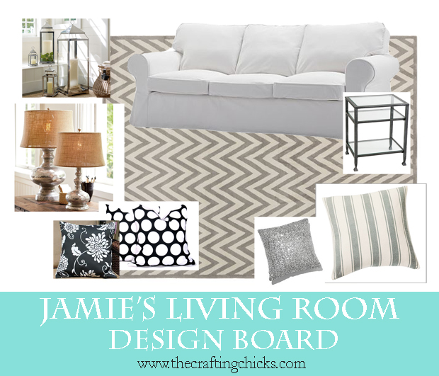 sm jamie design board