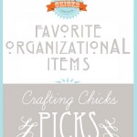 Chicks Picks:: Organizational Products