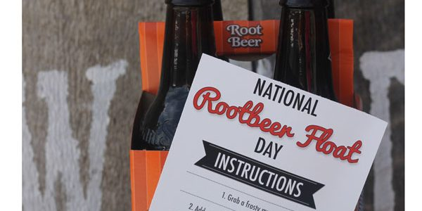 How To Make a Rootbeer Float Printable
