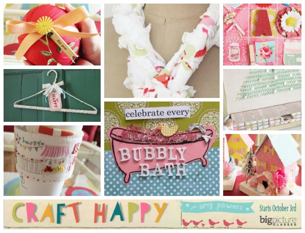BPC Craft Happy project collage