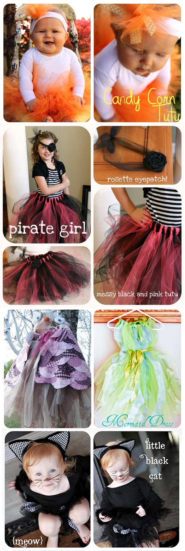 Tutu-Costume-ideas
