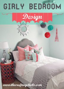 girly bedroom header