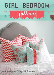 sm girl header pillow