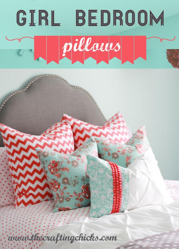 sm girl header pillow