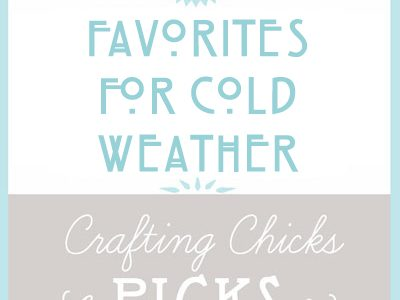 Cool Weather Picks