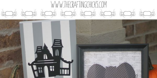 Quick, Easy, and Spooky Halloween Decor