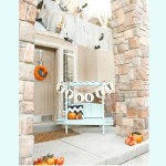 Festive Halloween Porch Tricks