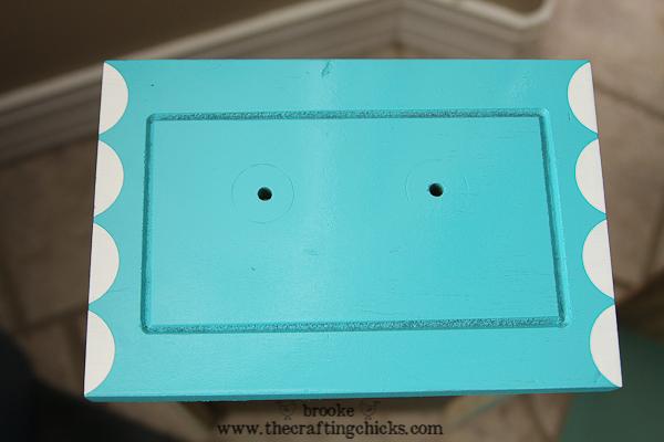 scallop sewing desk-6826