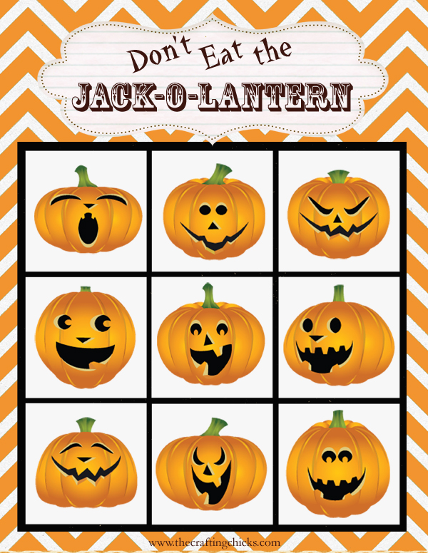 photo about Don't Eat Pete Printable referred to as Halloween Cl Recreation Printables - The Writing Chicks