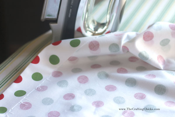 Santa-Sack-ironing