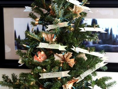 """Wishmas Tree"" {Christmas Tradition Series}"