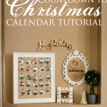 Countdown to Christmas Calendar {Christmas Tradition Series}