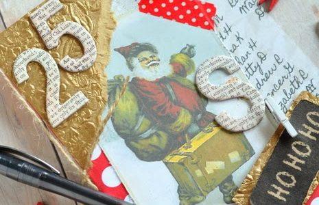 Handmade Christmas Cards {Christmas Tradition Series}
