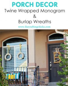 porch decor header