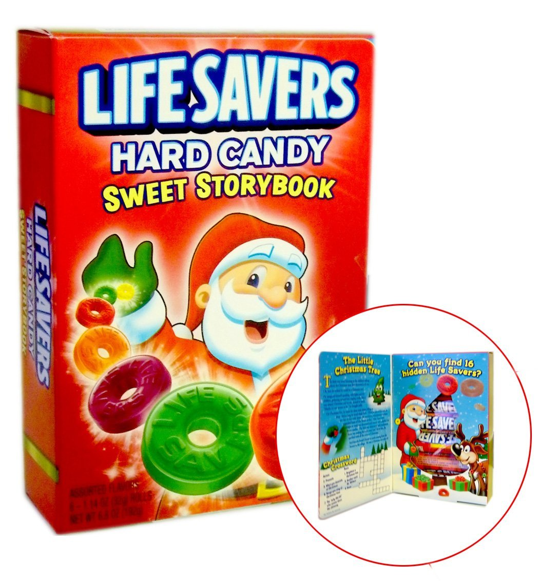 Save lifesavers candy book to get e-mail alerts and updates on your eBay Feed. + Items in search results VTG Life Savers Sweet Story Book Candy Roll w/ Christmas Disney Book SEALED Brand New. $ Time left 5d 10h left. 0 bids. or Best Offer +$ shipping.