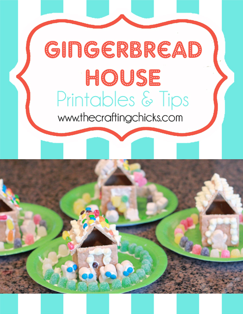 gingerbread header