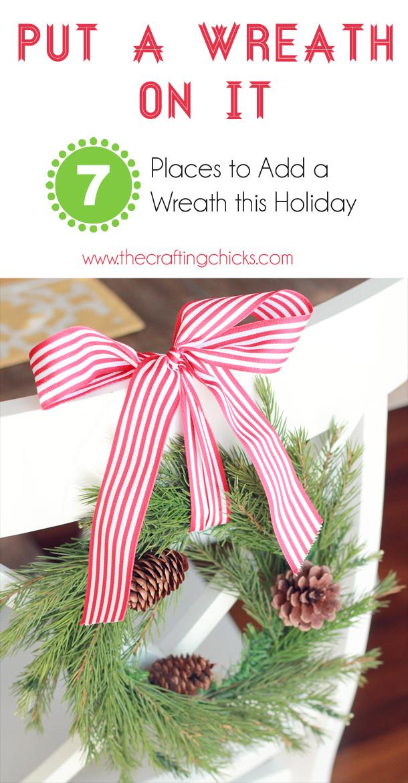 sm put a wreath on it header