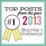 Top 10 Posts of 2013 & Giveaway!